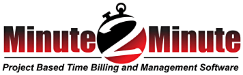 Project Based Time Billing and Management Software
